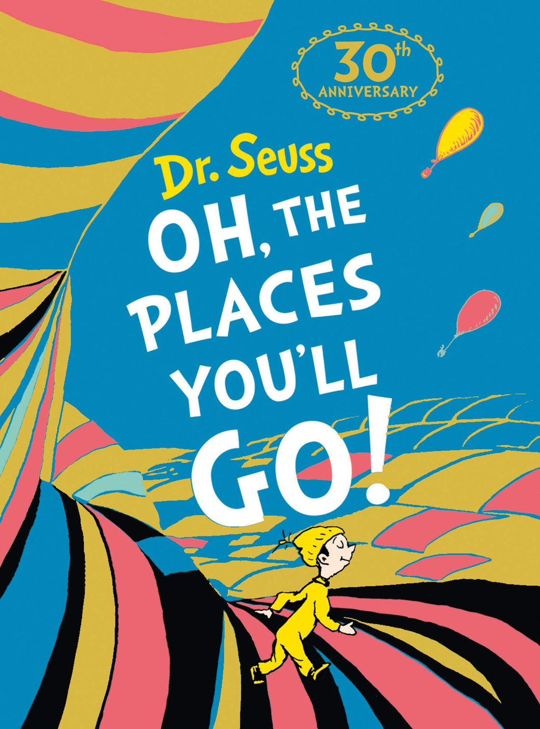 Oh The Places You'll Go Mini Edition by Dr Seuss