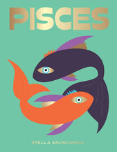 Load image into Gallery viewer, pisces starsign book learn read astrology stella andromeda