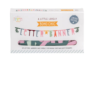 A Little Lovely Company Boho Banner