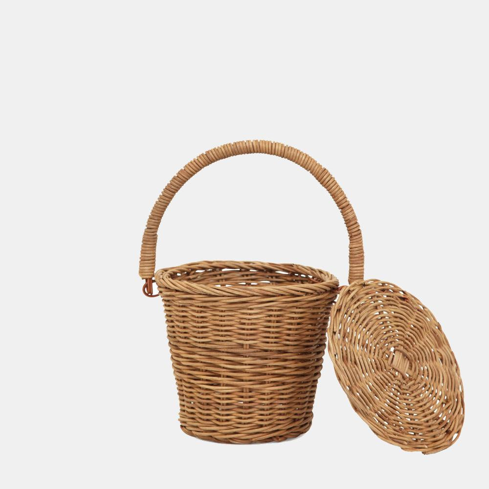 Olli Ella Small Apple Basket