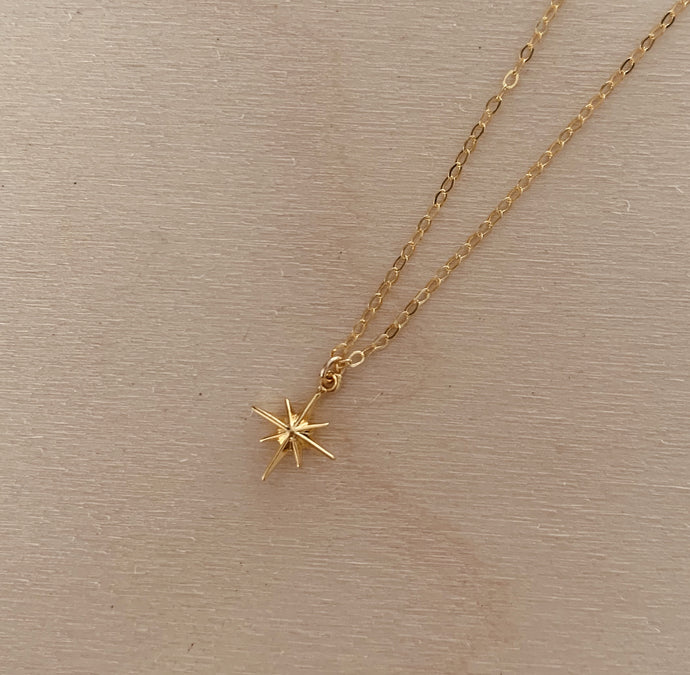 gold-plated-star-necklace