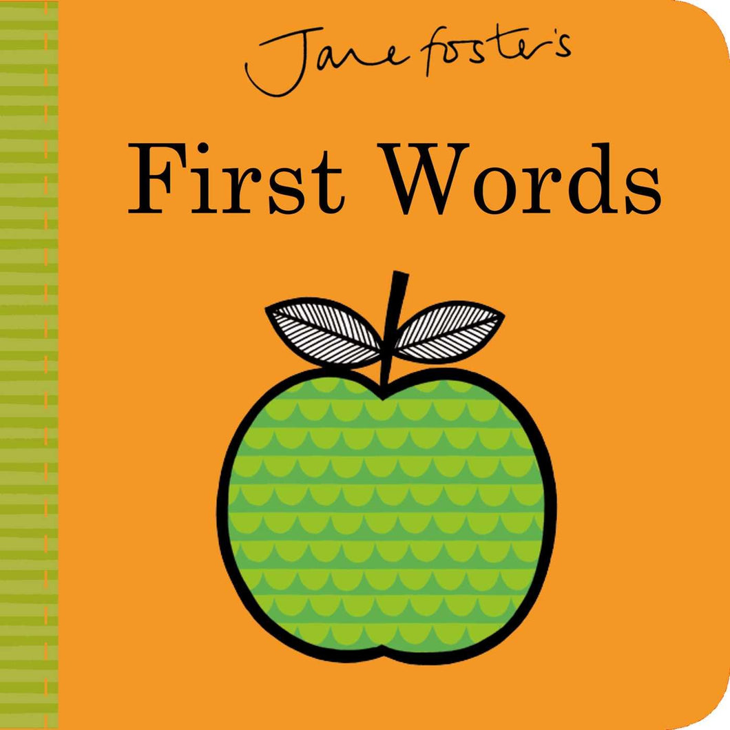 Jane Fosters First Words