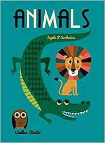 Animals - large picture book