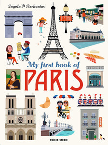 My First Book Of Paris