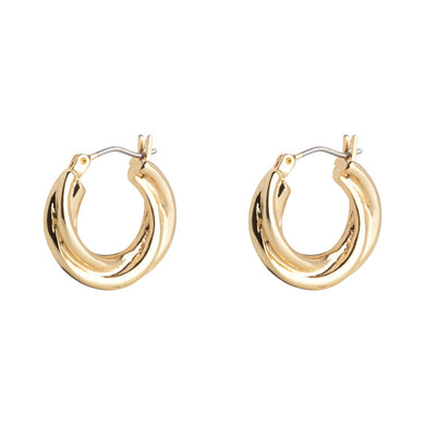 Pilgrim Jemima Gold Earrings