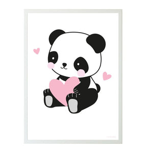 A Little Lovely Panda Poster