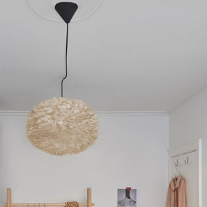 Black Cord Set and Ceiling Rose