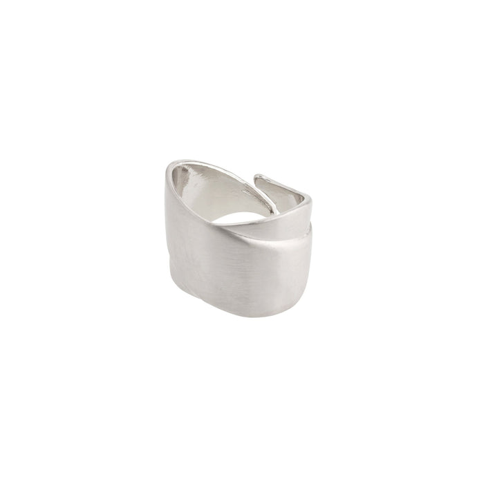 Cyrilla Silver Plated Statement Ring