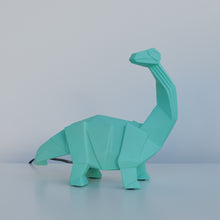 Load image into Gallery viewer, House of Disaster Diplodocus Dino Lamp