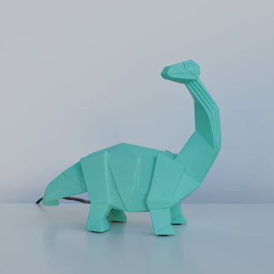 House of Disaster Diplodocus Dino Lamp