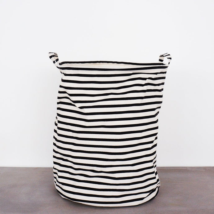 House-Doctor-Striped-Laundry-Bag