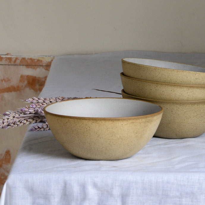 Egg Shell Ceramic Bowl hkliving