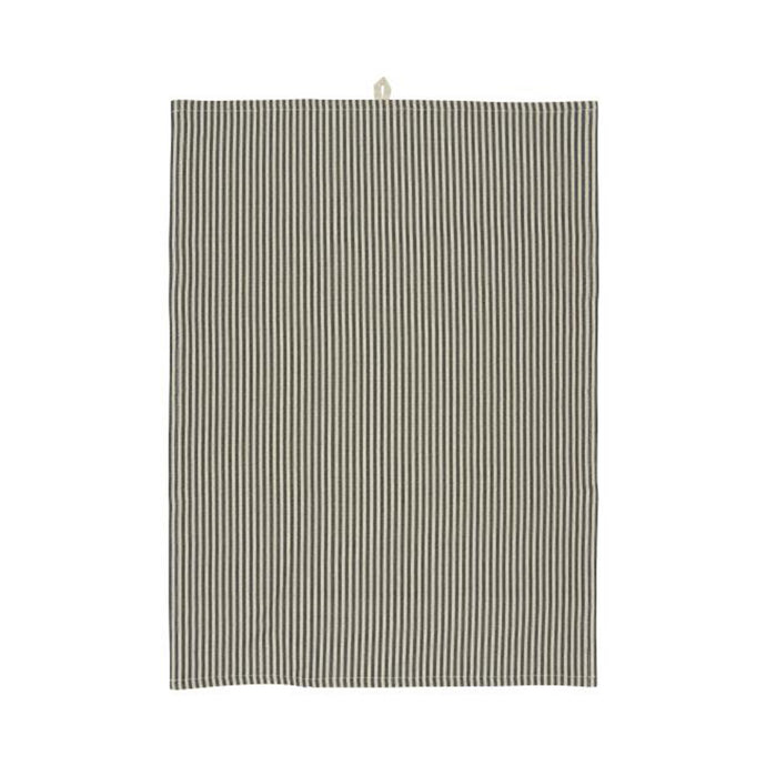 IB Laursen Stripe Cotton Tea Towel