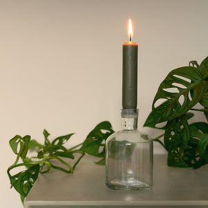 glass candle holder ib laursen