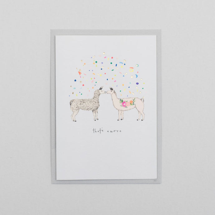 Katie Housely That's Amore Card
