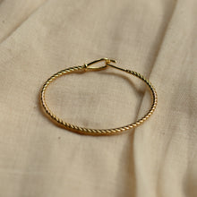 Load image into Gallery viewer, pilgrim-gold-plated-cece-bangle-bracelet