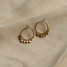 Load image into Gallery viewer, pilgrim-jewellery-panna-gold-plated-earrings