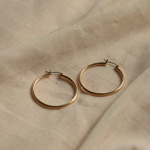 pilgrim-jewellery-gold-plated-hoop-layla