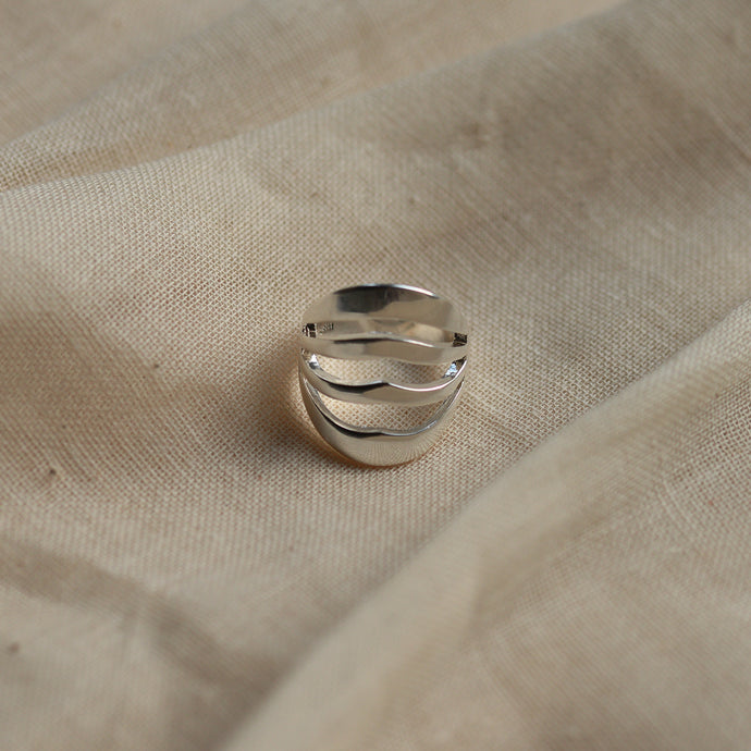 pilgrim-silver-plated-bellona-ring