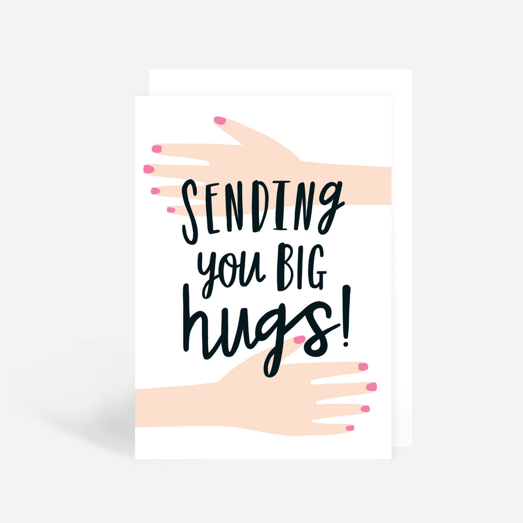 Sending You Big Hugs
