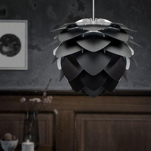 Silvia Black Lampshade in Mini
