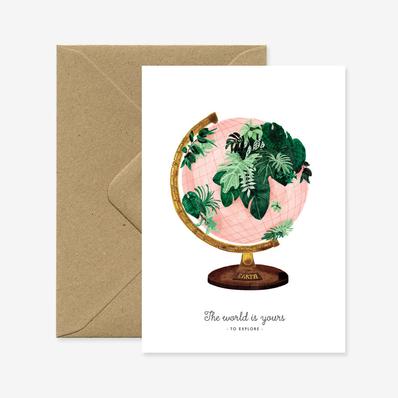 All The Ways To Say Happy Birthday Jungle Card