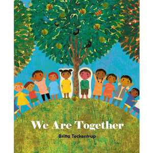 we are together look through holes book
