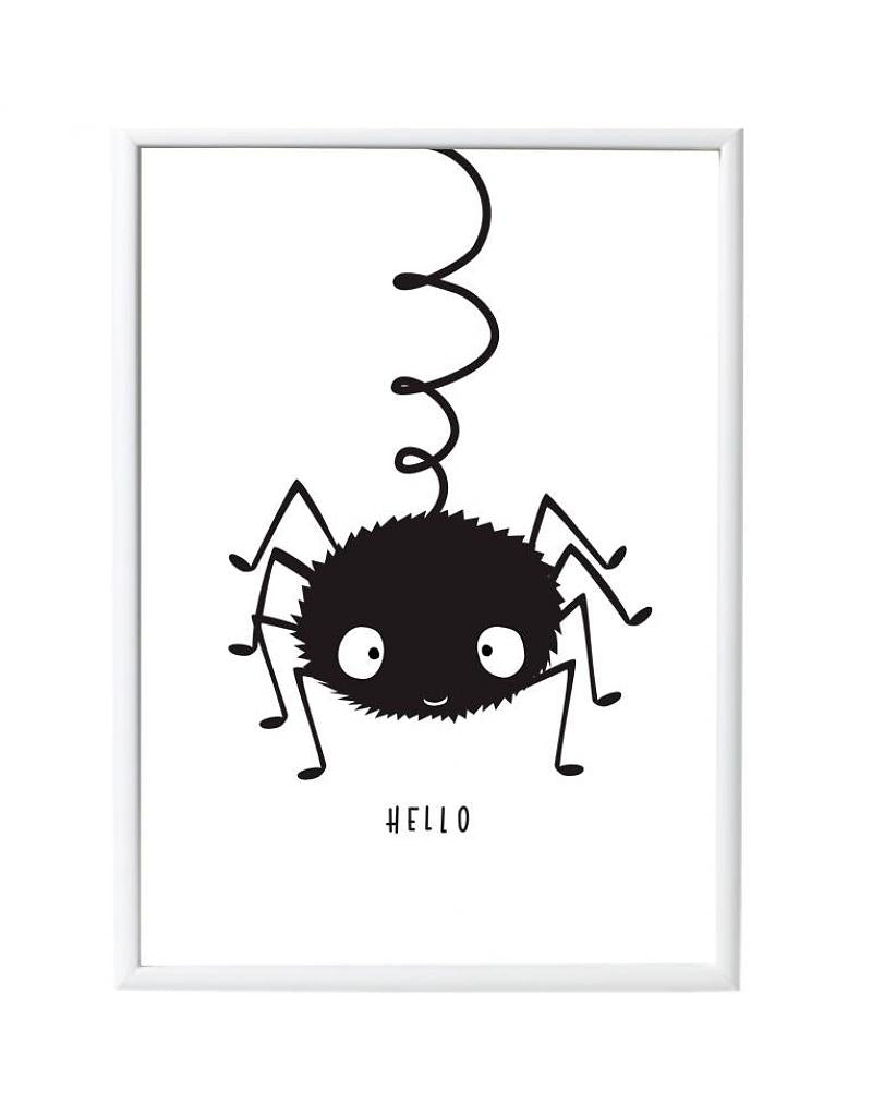 A Little Lovely Company Spider Print