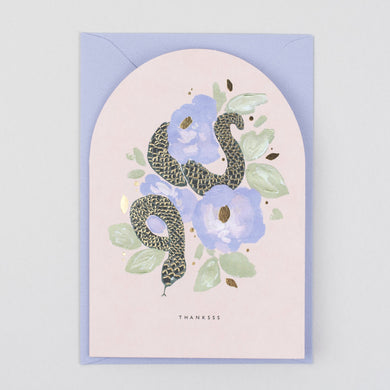 Katie-Housely-Snake_Thanks-You-Card