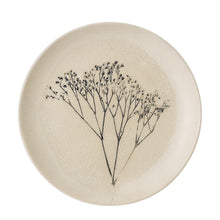 Load image into Gallery viewer, Bea Nature Stoneware Plate