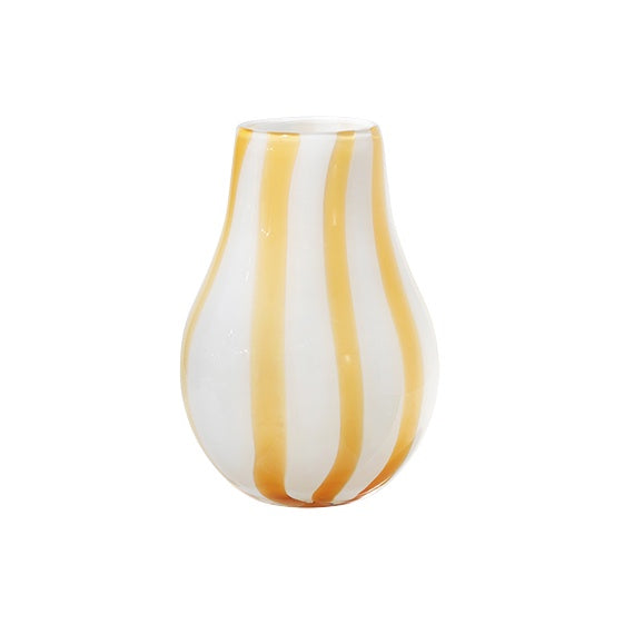ada-mouthblown-glass-vase-broste-copenhagen-golden-fleece-yellow-murano-glass