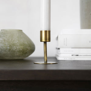 house-doctor-anit-candle-holder-in-brass