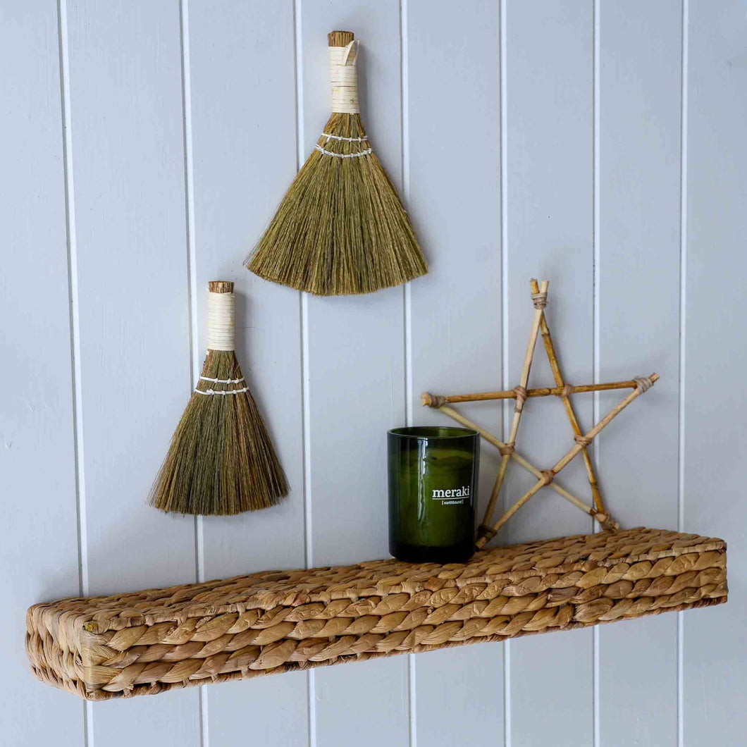 Celina Shelf in Cane