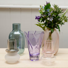 Load image into Gallery viewer, hubsch-interiors-coloured-glass-vases