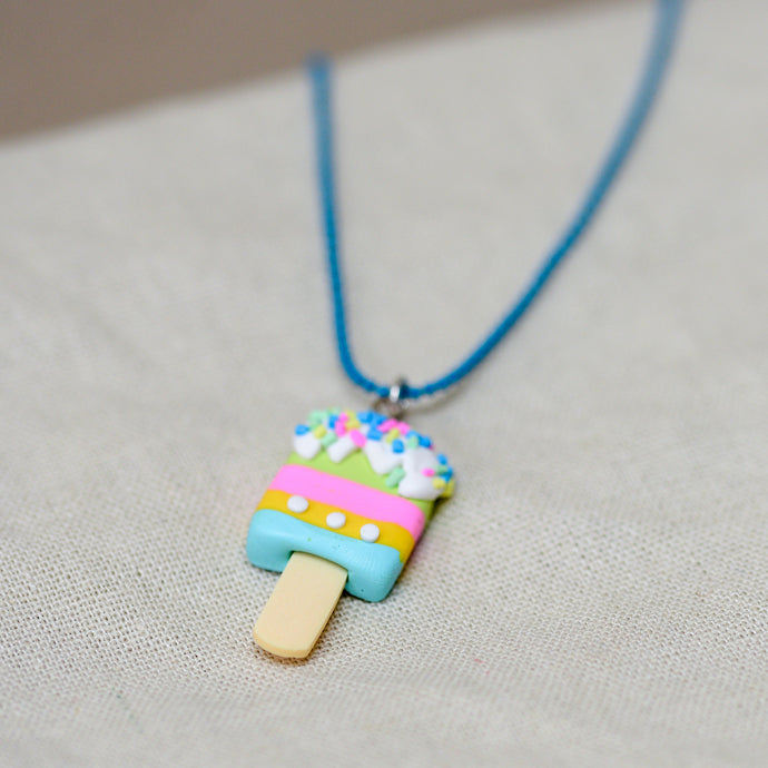 global affairs ice cream necklace