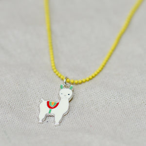 llama necklace global affairs