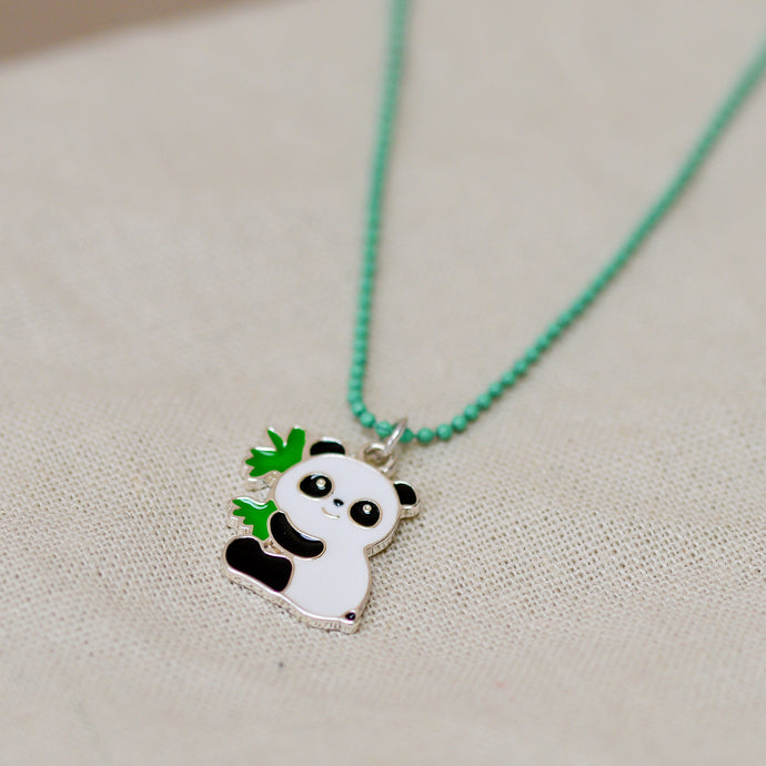 global affairs panda necklace