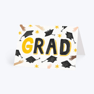 Jade Fisher Card Grad