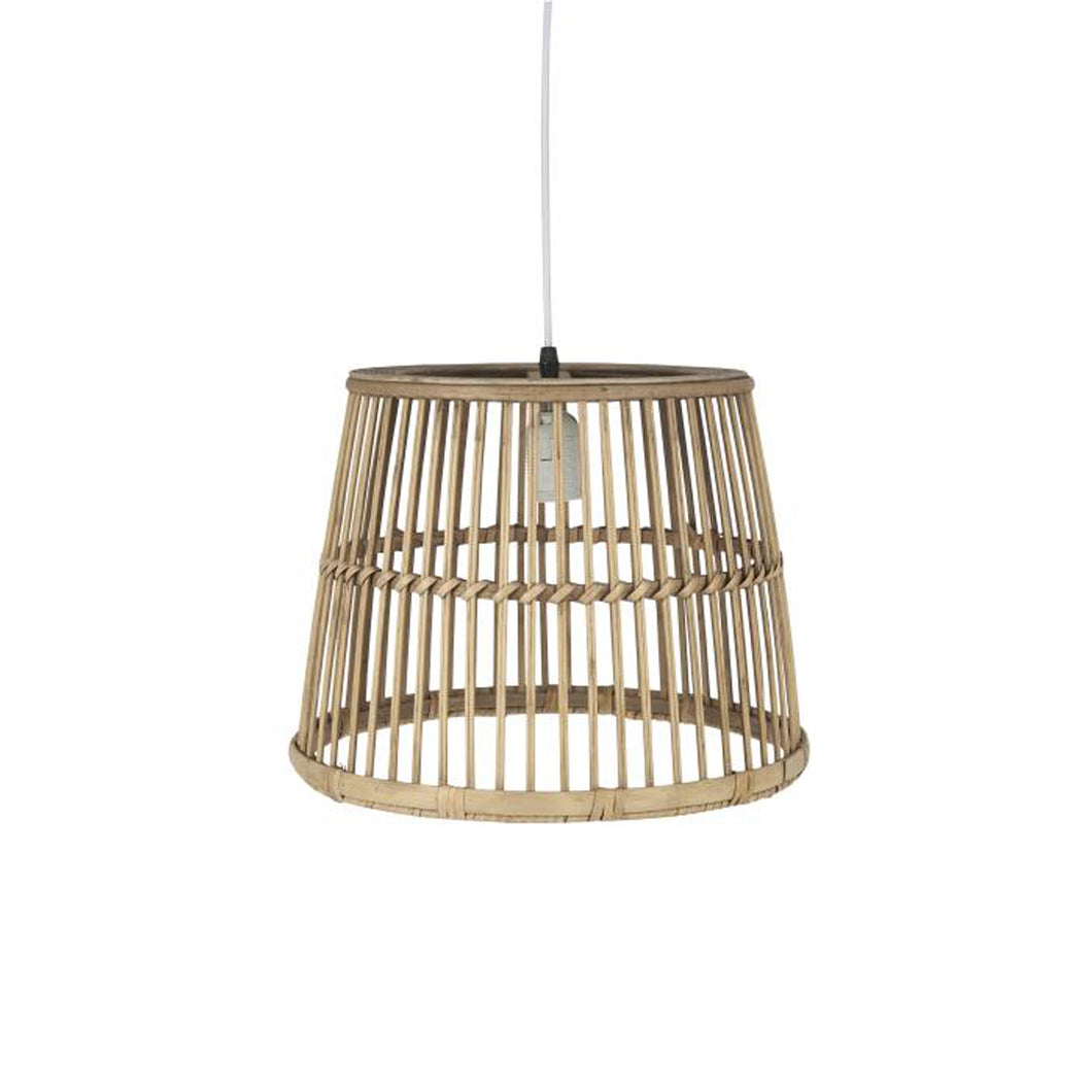 Coming Soon: Hanging Bamboo Light Shade with Cord