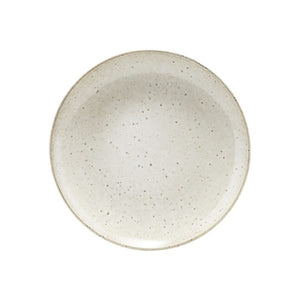 House Doctor Lake Grey Lunch Plate