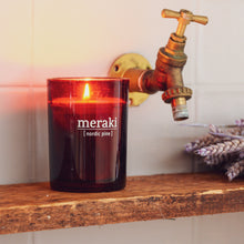 Load image into Gallery viewer, meraki-nordic-pine-large-soy-candle
