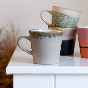 HK Living 70s Inspired Americano Mugs