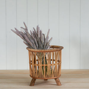 Nordal Zoe Wicker Planters (Variations Available)
