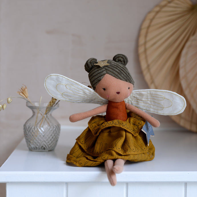 Fairy Felicity Doll with Wings