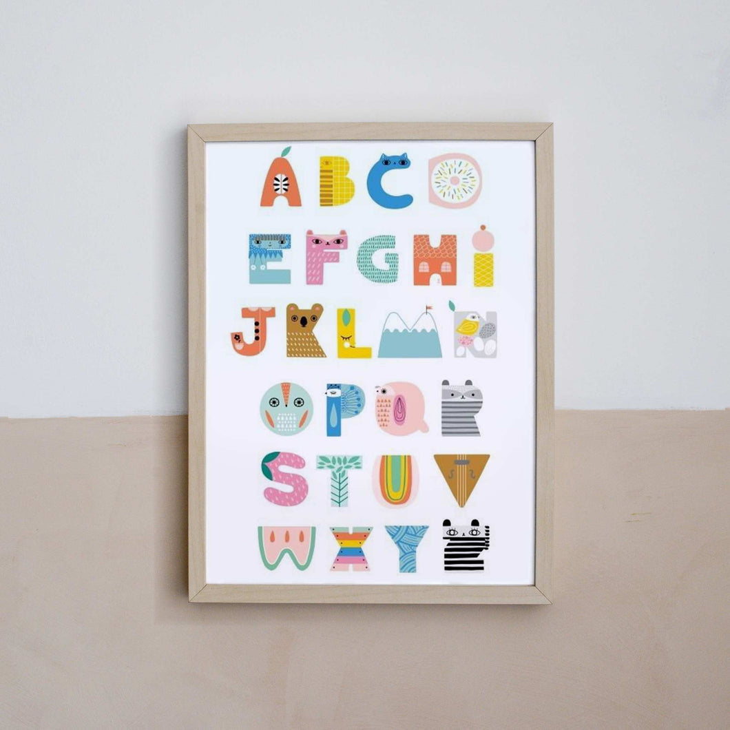 abc print petit monkey