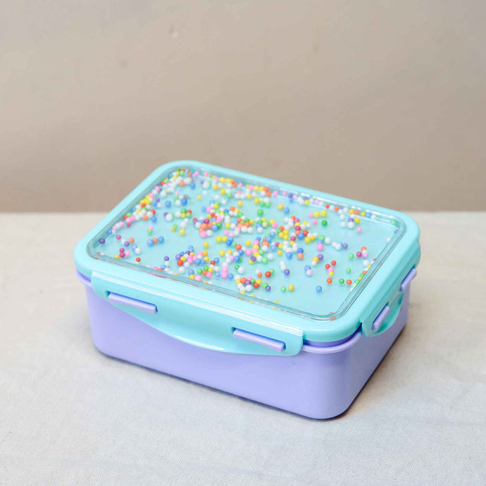 petit monkey lunch box pops lilac mint