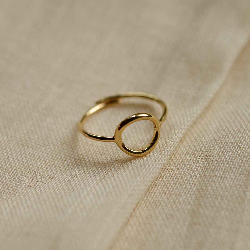 gold-plated-circle-ring