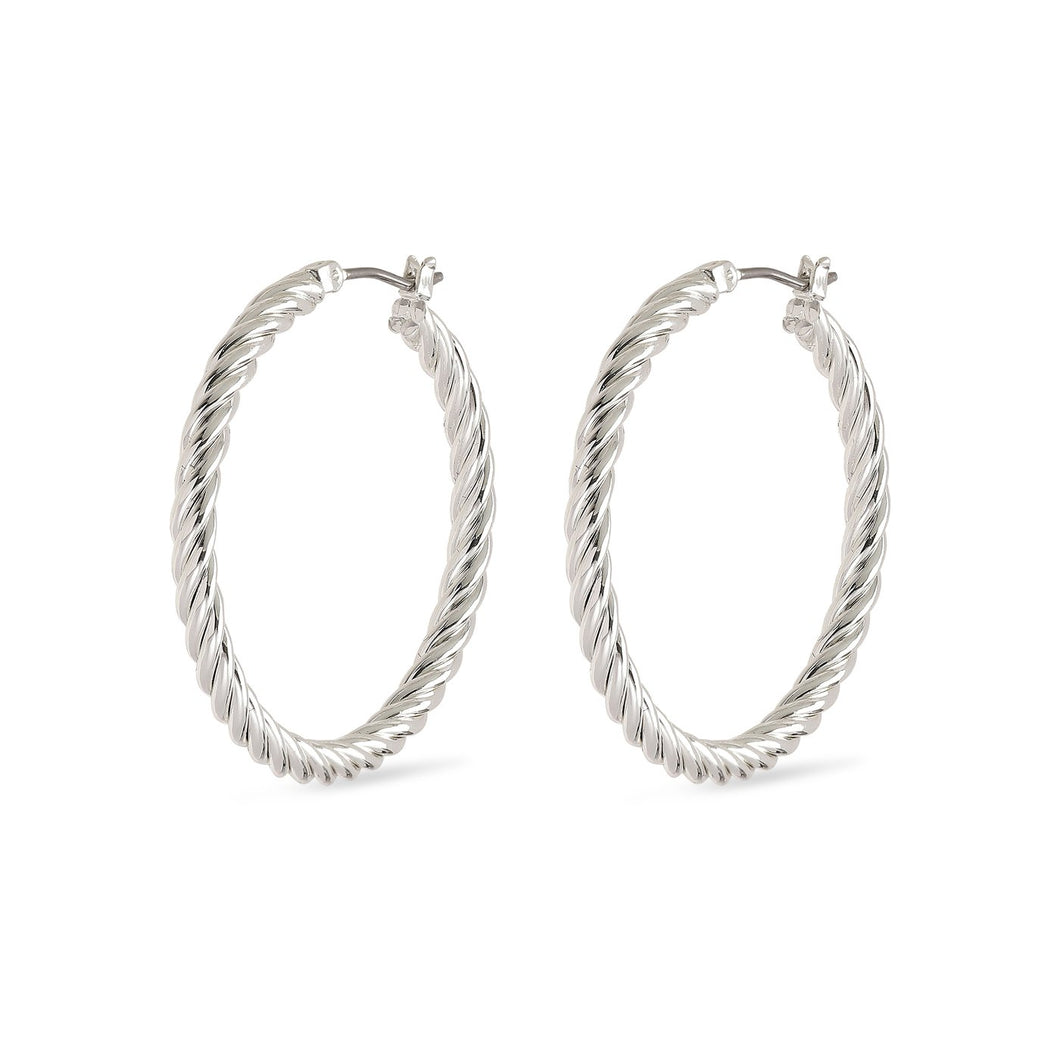 Pilgrim Elsie Twist Hoops