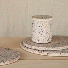 Load image into Gallery viewer, hk-living-terrazzo-storage-jar