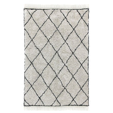 Load image into Gallery viewer, HK-Living-Diamond-Pattern-Rug